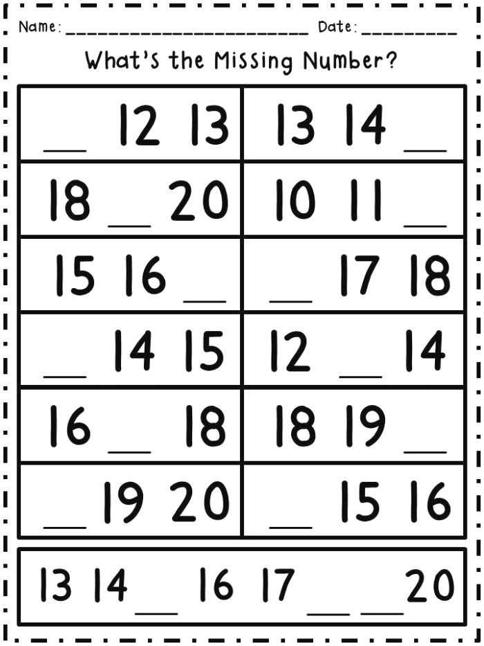 13 Best Of Number 11 Counting Worksheets Counting