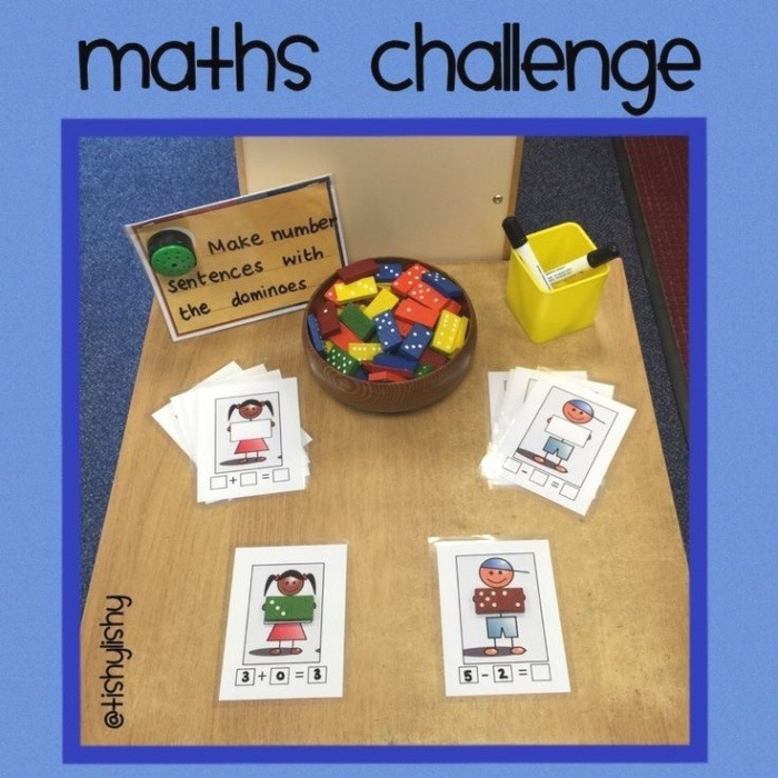 Image Result for Eyfs Addition Activities with Images