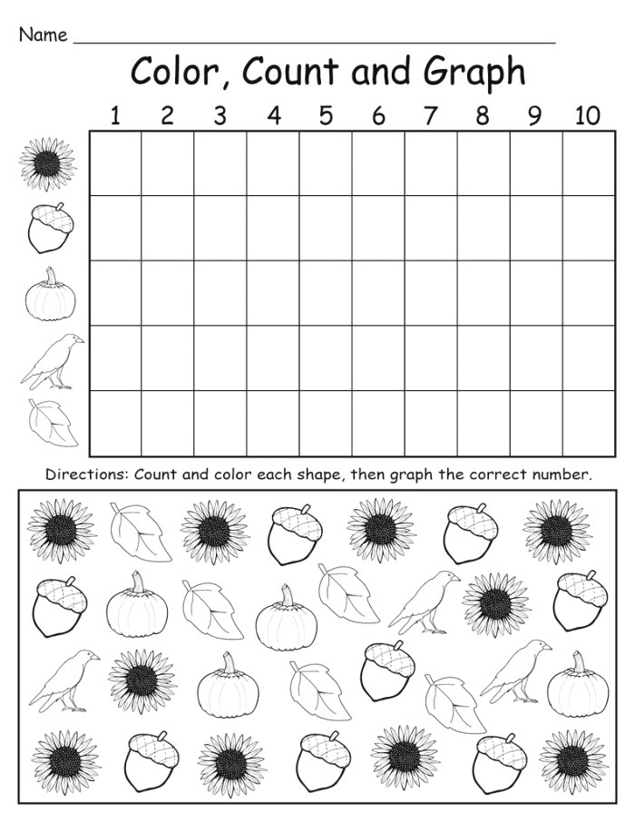 Learn to Count Bundle 120 Printable Counting Worksheets
