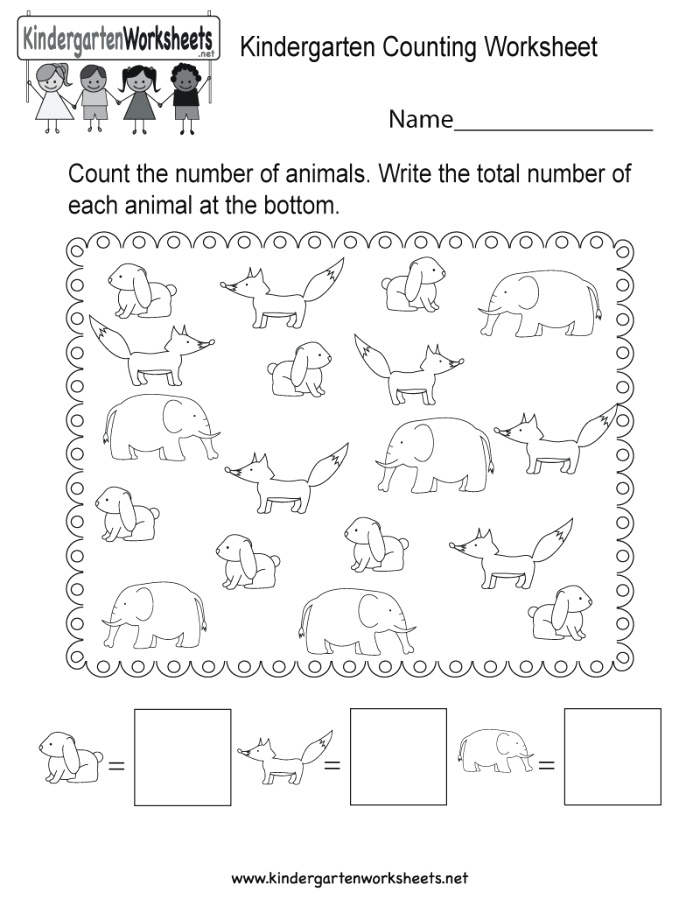 New 920 Counting Excel Worksheets