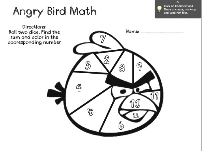 Tales From A K 1 Classroom More Math Freebies