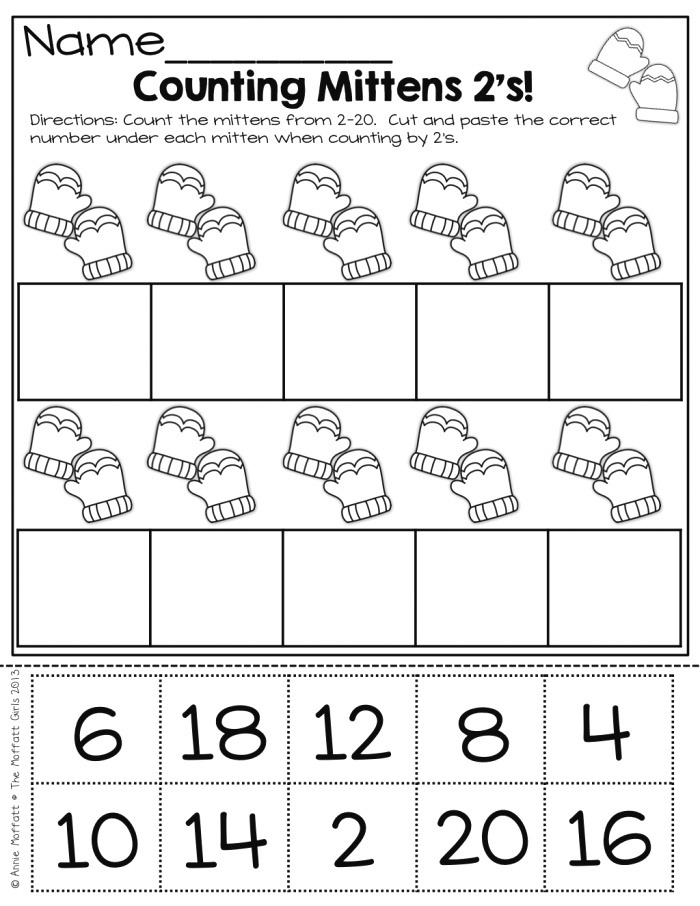 Unique Skip Counting Worksheets First Grade