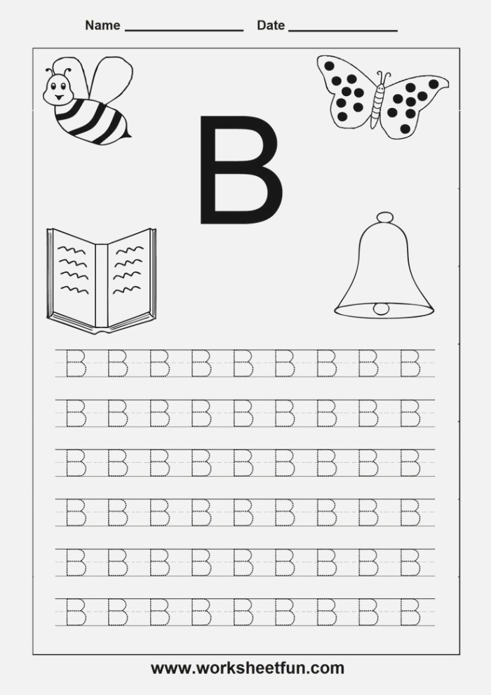 11 Best Of Writing Worksheets Capital Letters