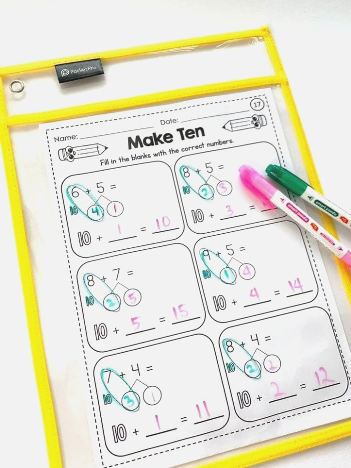 Addition and Subtraction Fluency and Strategies 1 Oa C 6