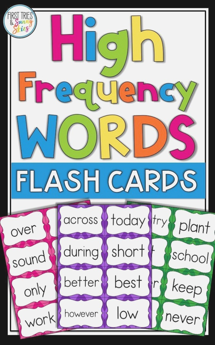 Fry Sight Word Flash Cards 1 000 Sight Words Bundle