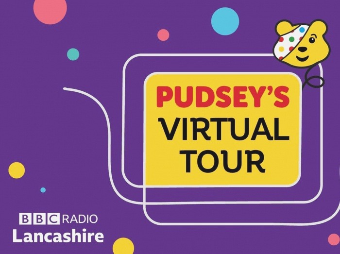 How to A Virtual Visit From Pudsey to Your School for