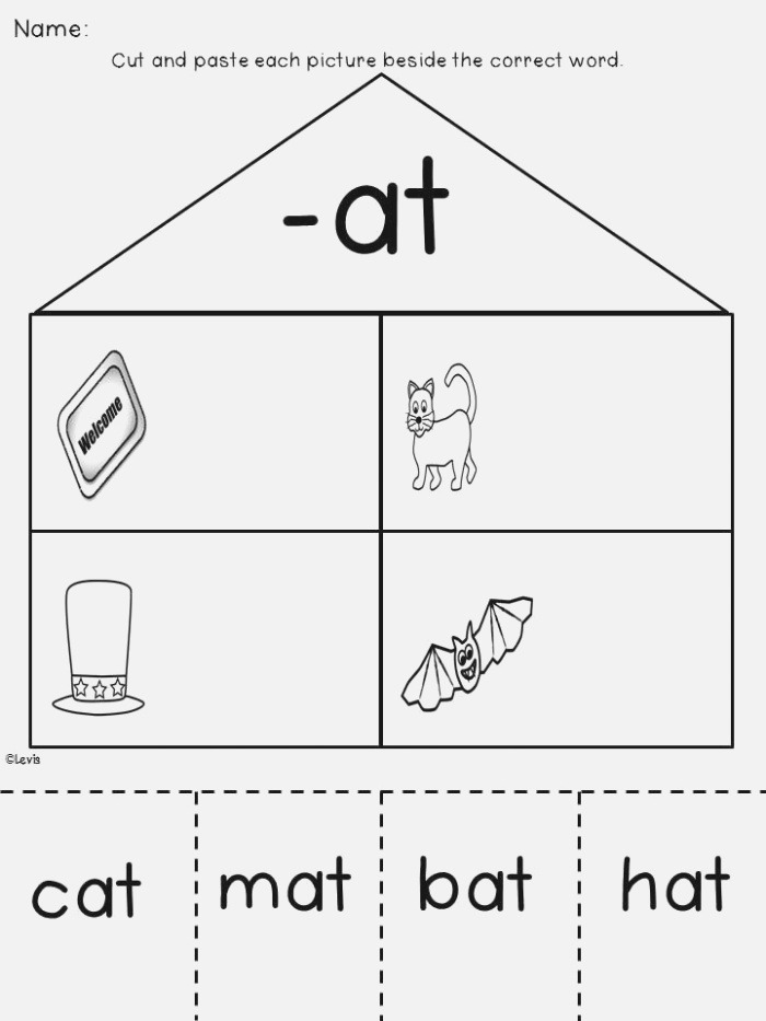 11 Best Of Up Word Family Worksheets Word