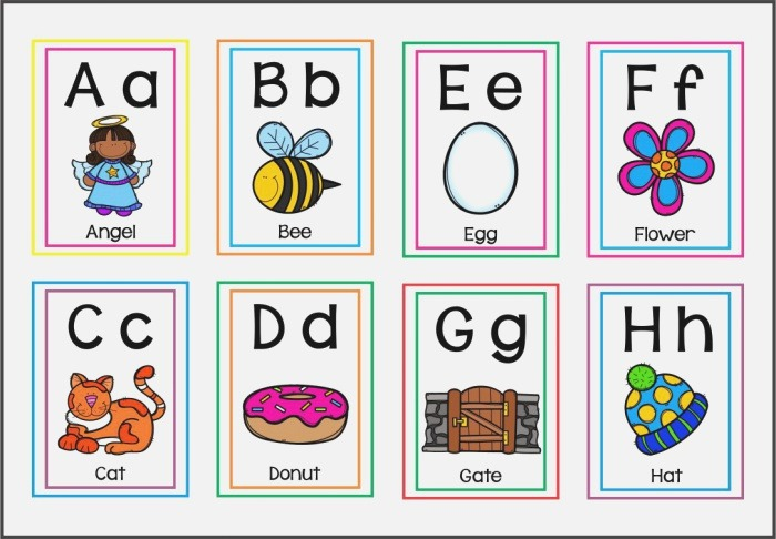 6 Best Of Printable Abc Flash Cards