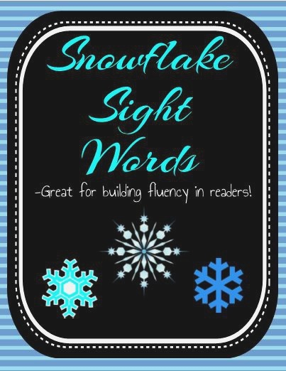 High Frequency Words that You Can Print and Laminate for