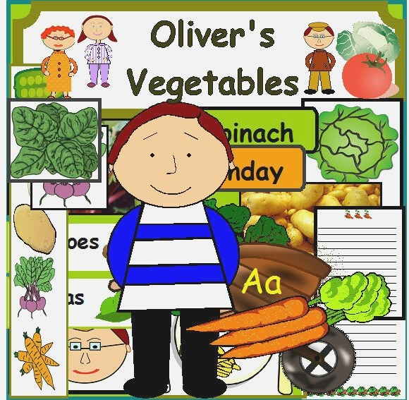 Olivers Oliver S Vegetables Story Resources Teaching