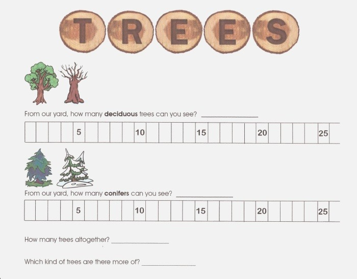 Relentlessly Fun Deceptively Educational What Trees Do