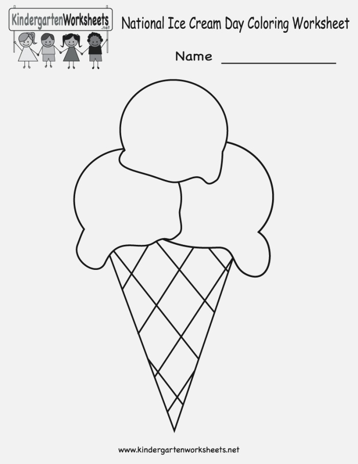 10 Best Of Ice Cream Activities and Worksheets