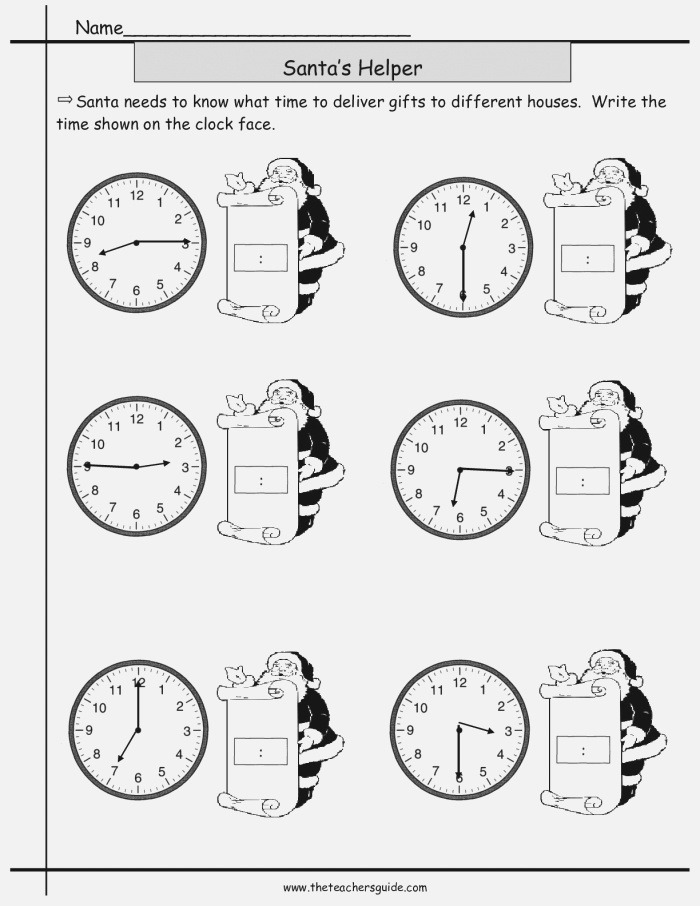 11 Best Of Telling Time Worksheets Telling Time