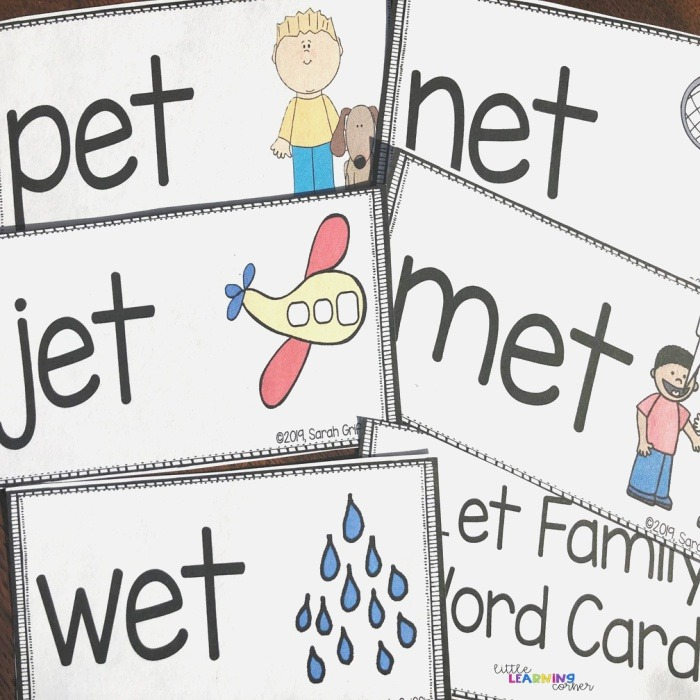 13 Free Cvc Worksheets and Word Family Activities