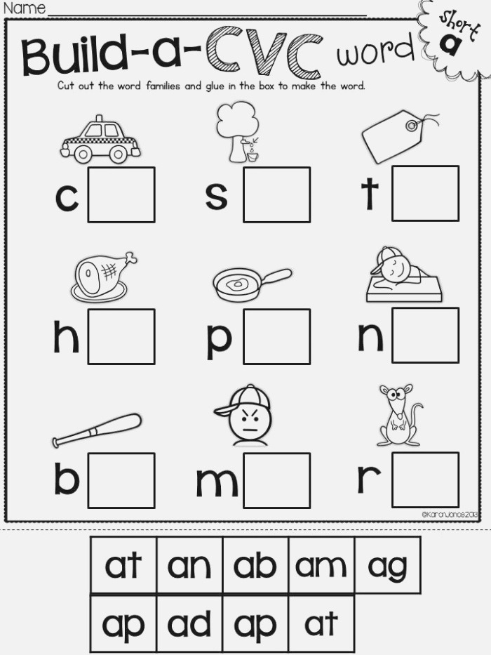 16 Best Of 4 Syllable Words Worksheets Long Vowel