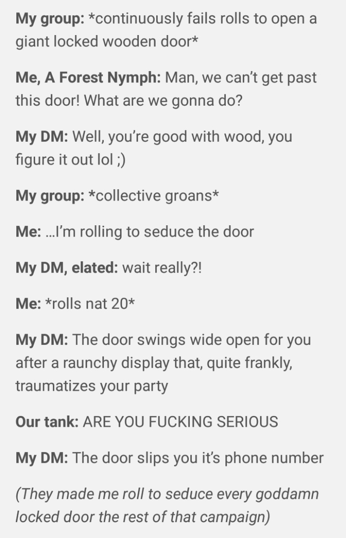 30 Delightfully Nerdy Dungeons and Dragons Memes