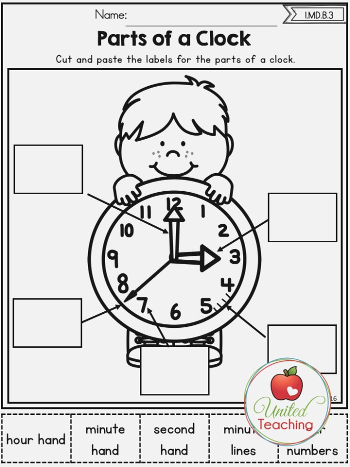 Fall Math Worksheets 1st Grade Distance Learning