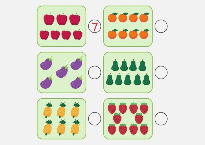 Free and Easy to Print Counting to 20 Worksheets Tulamama