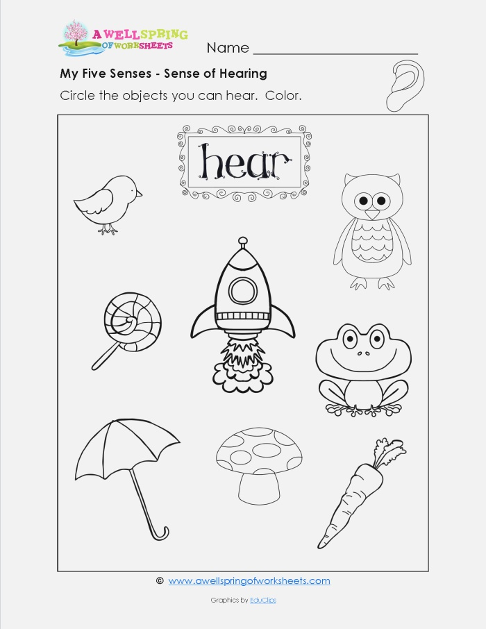 Grade Level Worksheets with Images
