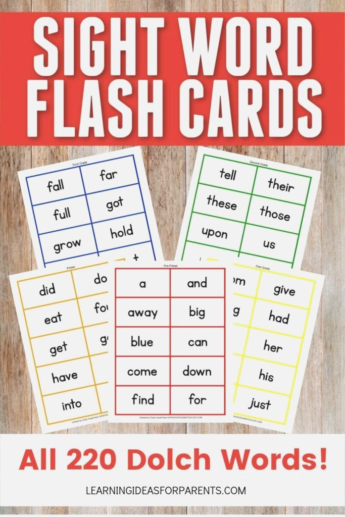 Help Your Child Learn to Read with these Free Printable