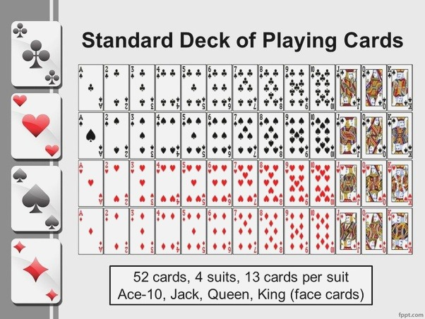 How Many Spades are In 52 Cards Quora