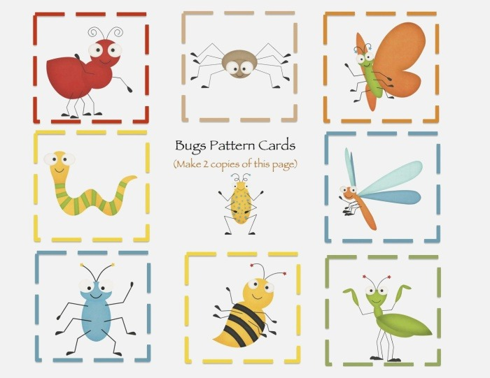Printable Bug Pictures