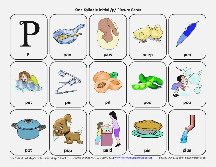 Seven Letter Words Starting with P