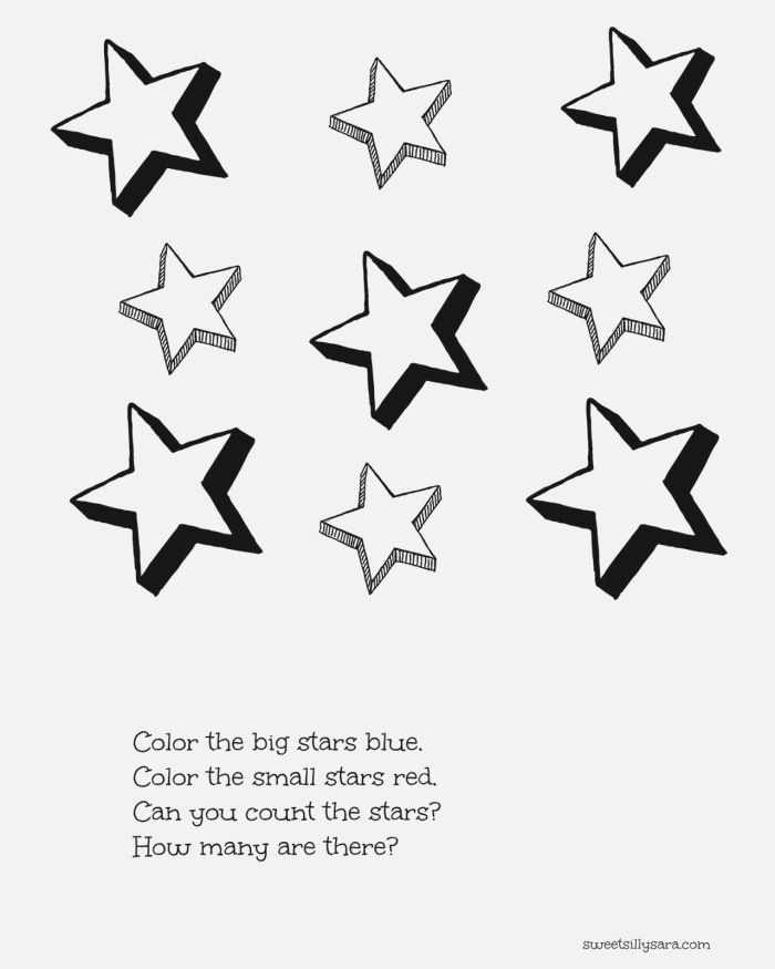 10 Best Of Counting Stars Worksheet Number the