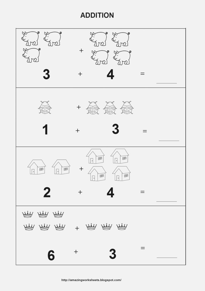 14 Best Of Adding Objects Worksheets Adding E
