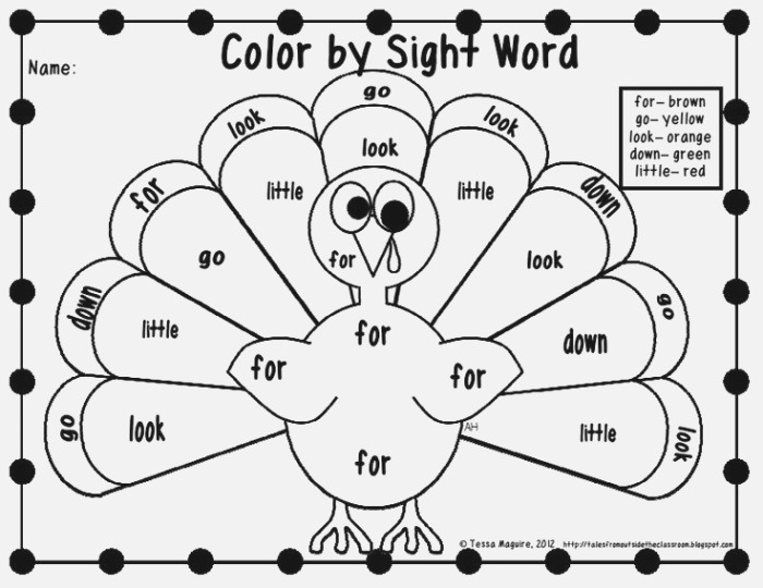 14 Best Of Thanksgiving Number Worksheets Free