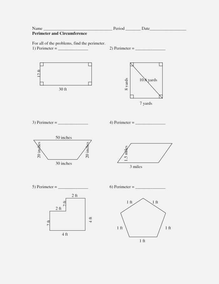 8 Best Of area Circumference Circle Worksheet