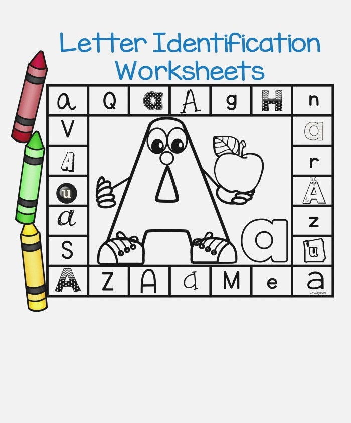 A Set Of Worksheets for Your Little Learners to Practice