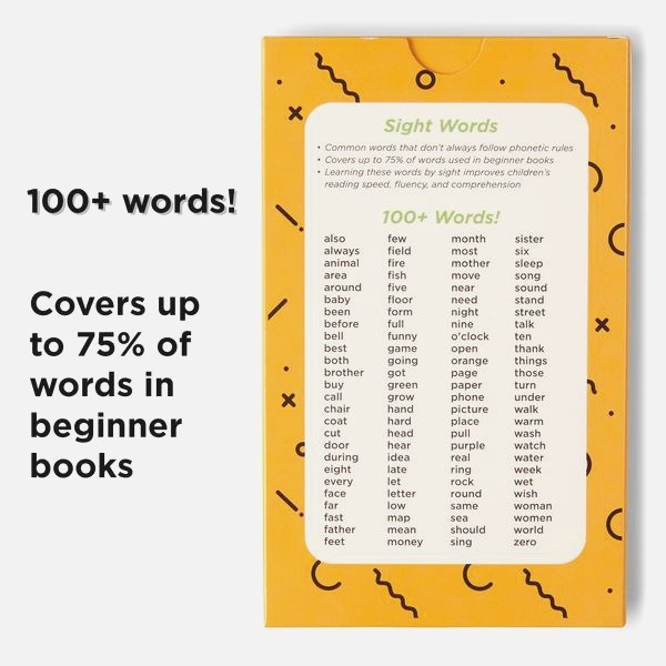 First Grade Dolch & Fry Sight Words Flash Cards 1st Grade