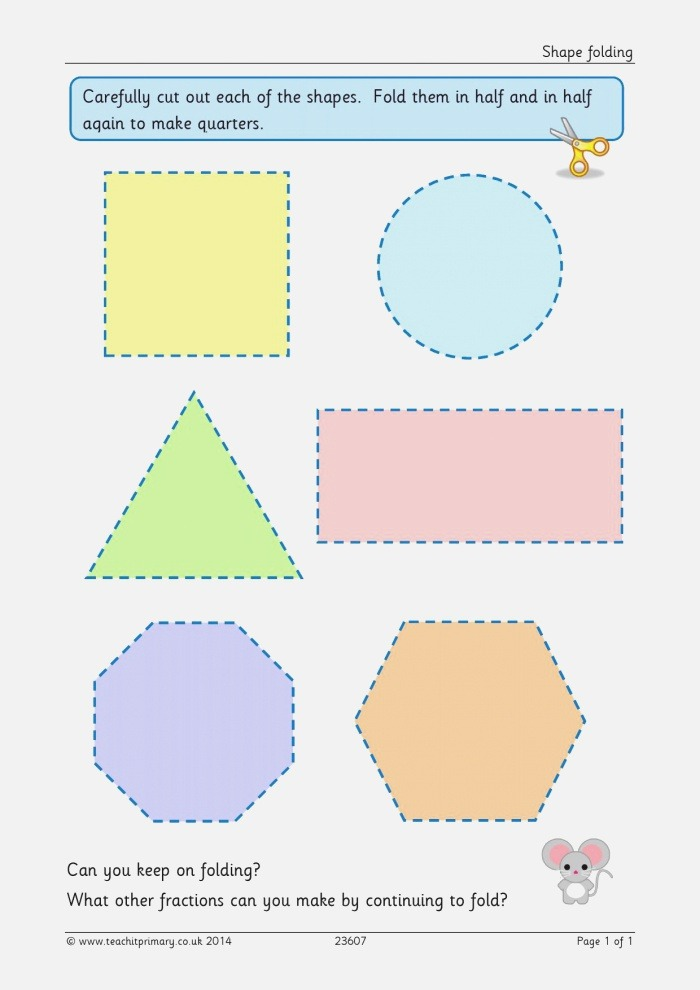 Fractions Of Shapes Search Results Teachit Primary