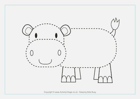 Hippo Tracing Page