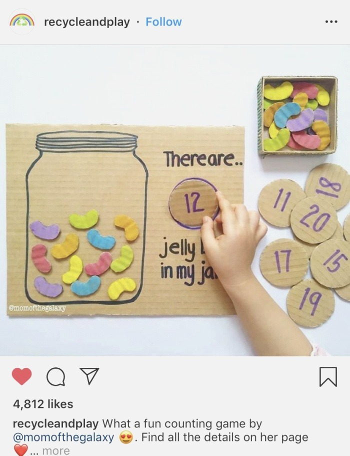 Jelly Bean Counting