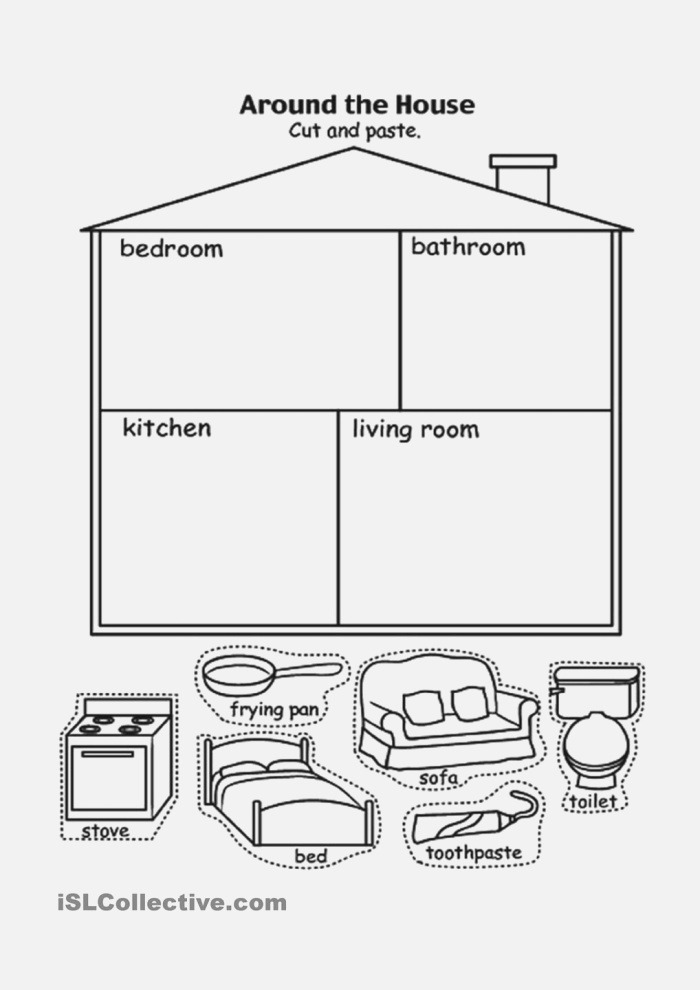Parts Of the House House Pinterest