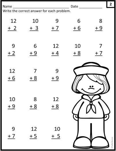 Addition And Subtraction Within